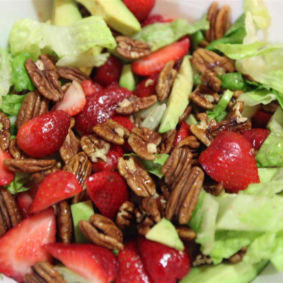 Strawberry Avocado Salad Jonah Almario
