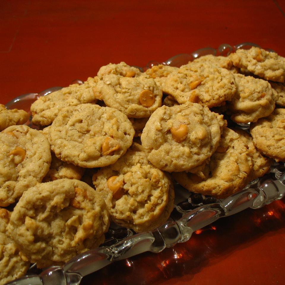 Cowboy Oatmeal Cookies