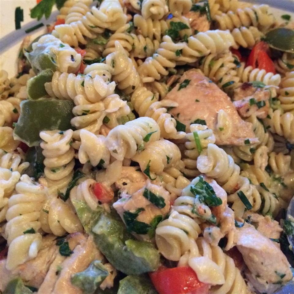 Chicken Rotini Stovetop Casserole Hungrymom13