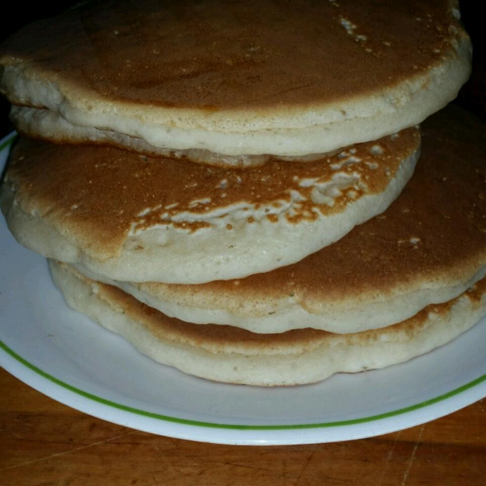 Amish Sourdough Pancakes