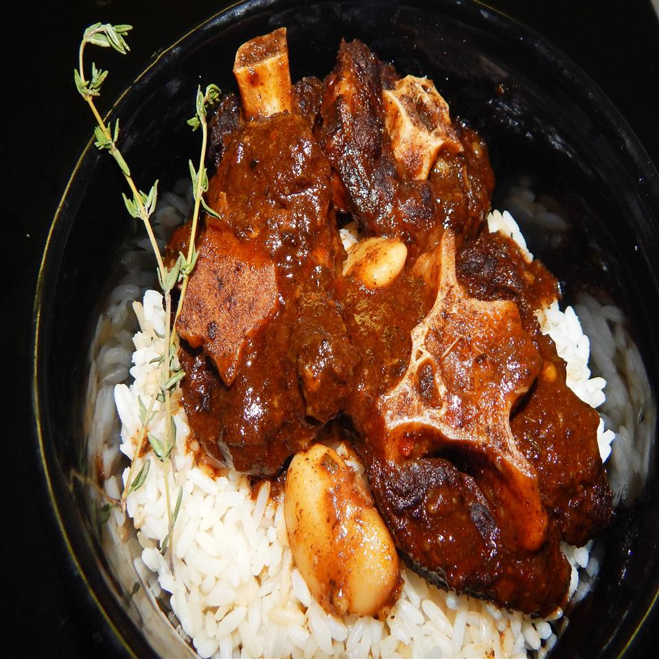 Bayy's Special Jamaican-Style Oxtail