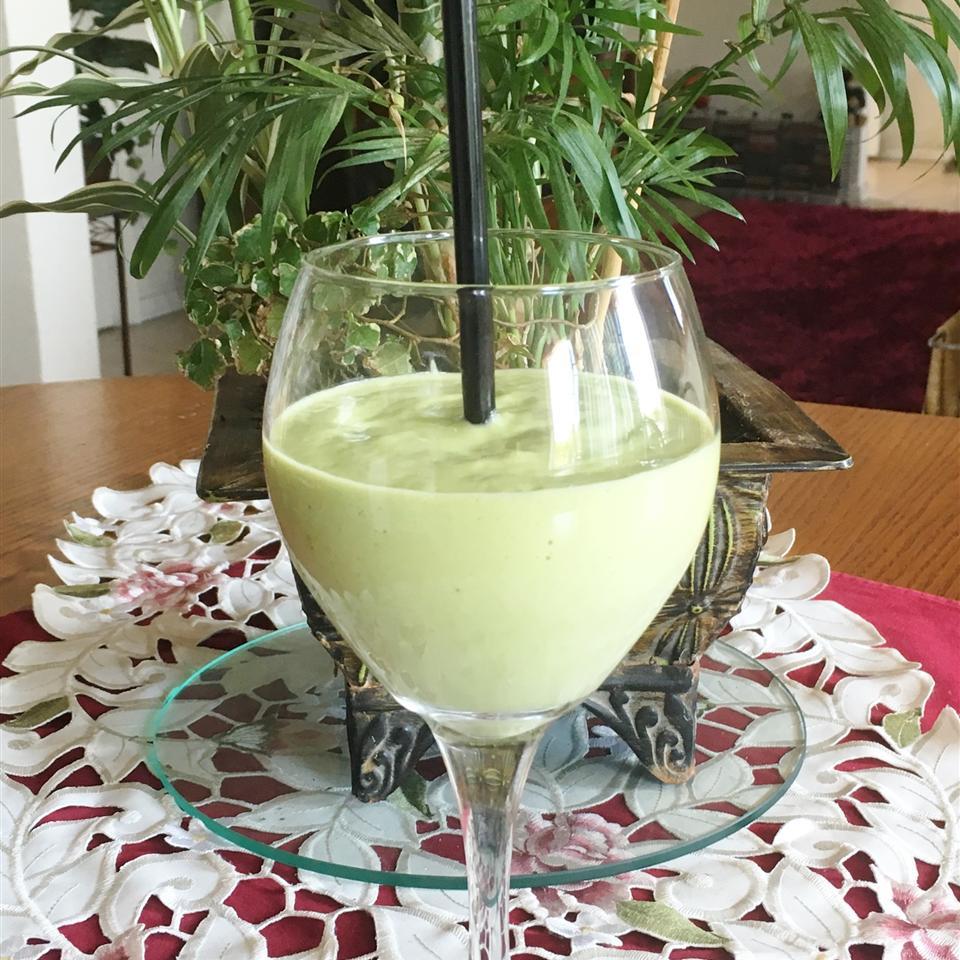 Avocado Milkshake Yoly
