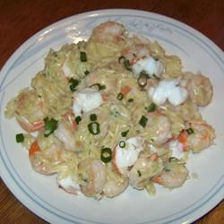 Shrimp, Leek and Spinach Risotto Holly