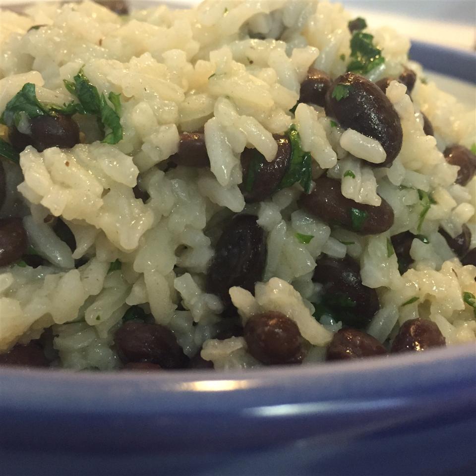 Easy Cilantro-Lime Rice Jetta