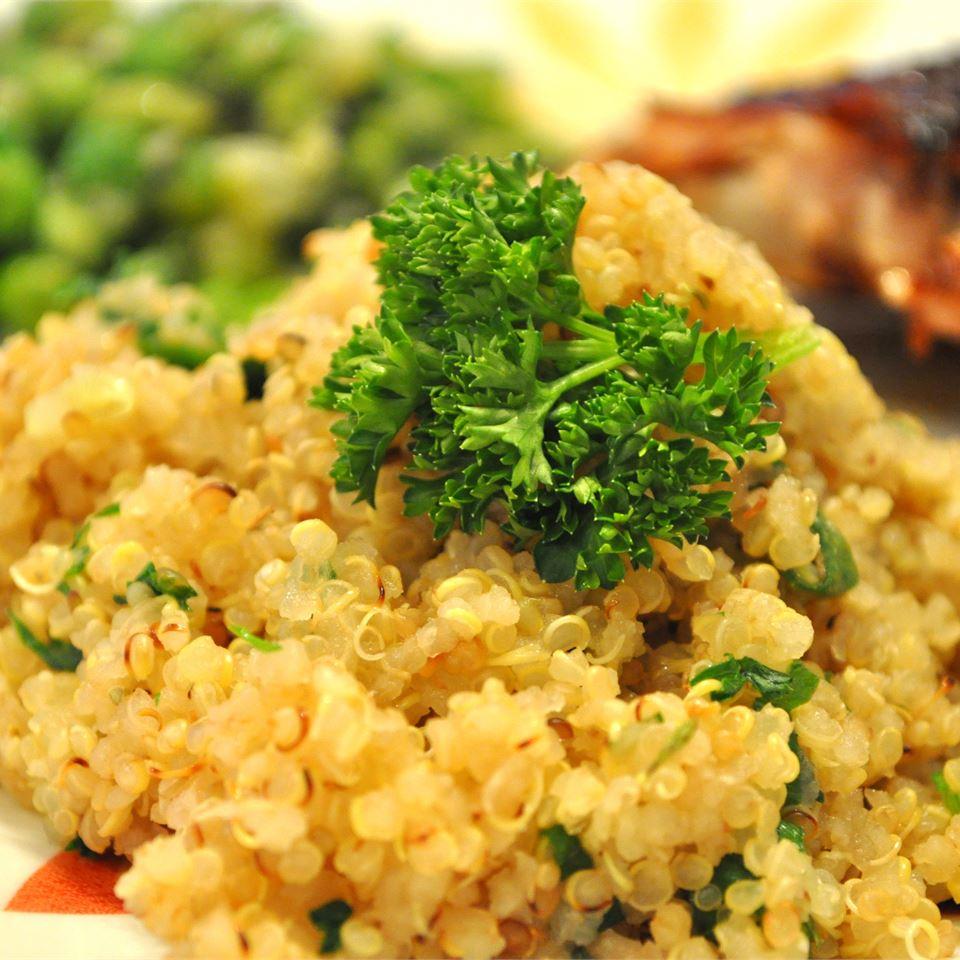 Quinoa Side Dish sal