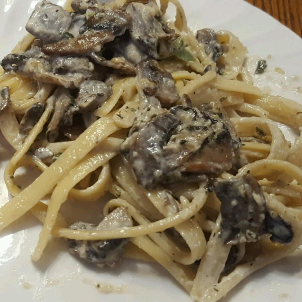 Chef John's Creamy Mushroom Pasta Melissa Graham