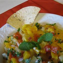 Caribbean Fruity Salsa Beatrice