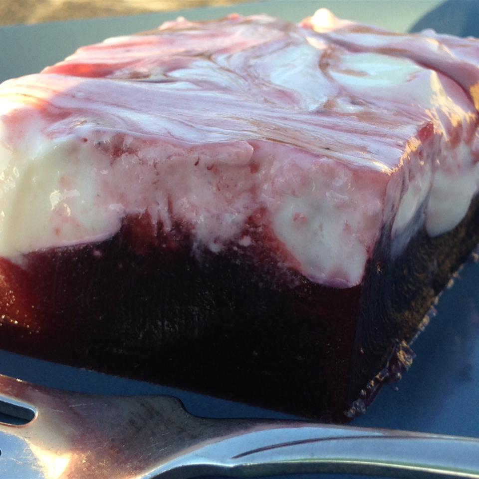 Sour Cream Cranberry Jell-O® Salad