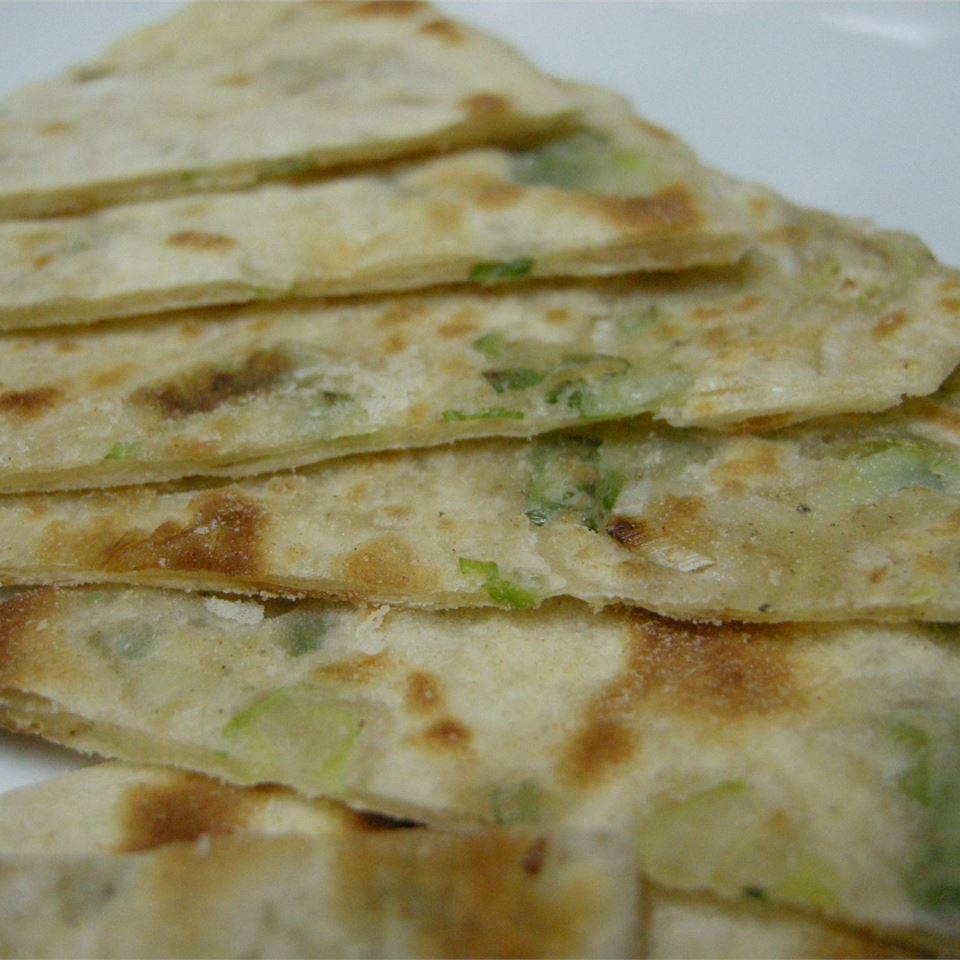 Green Onion Cakes