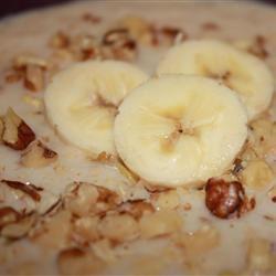 Banana Nut Oatmeal footballgrl16