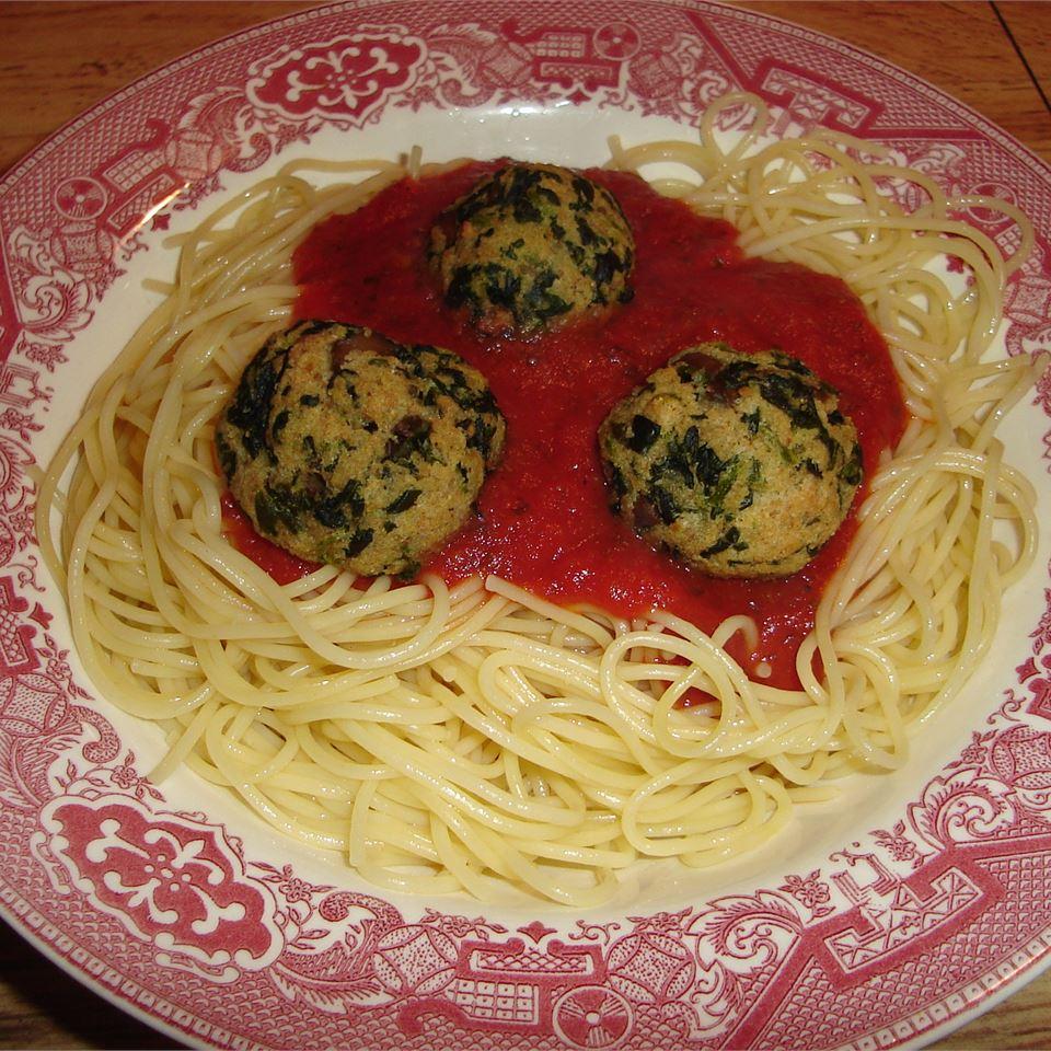 Spinach Balls HappyMeg