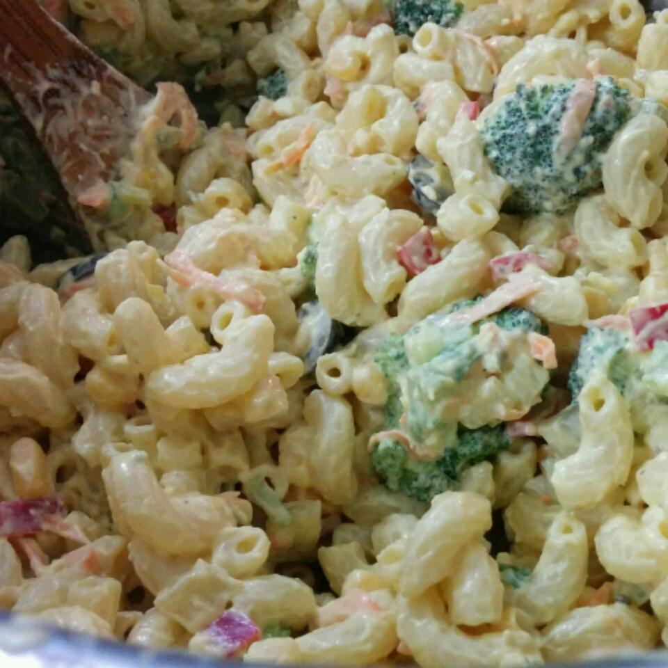 Chicago Macaroni Salad Janine Stouffer