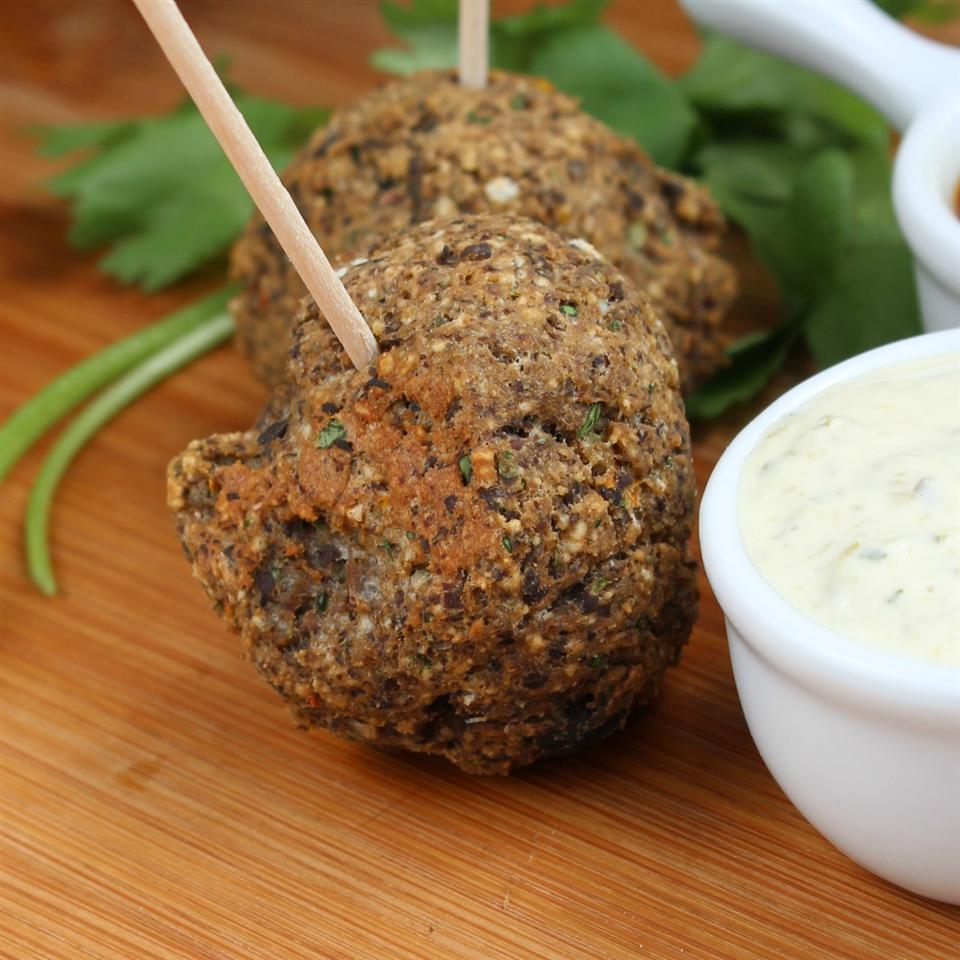 Chickpea Vegetarian Meatballs
