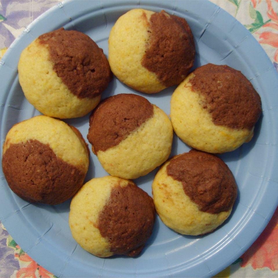 Chocolate Orange Cookies Susan