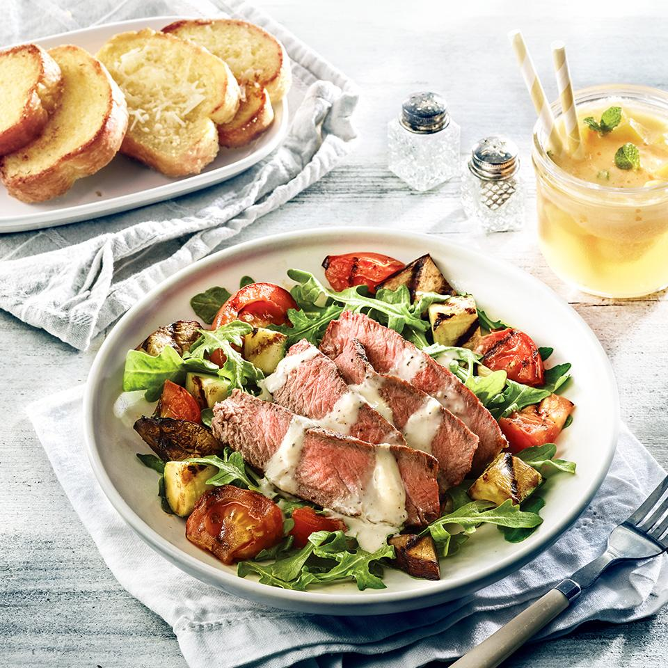 Grilled Steak and Vegetable Salad from Publix®