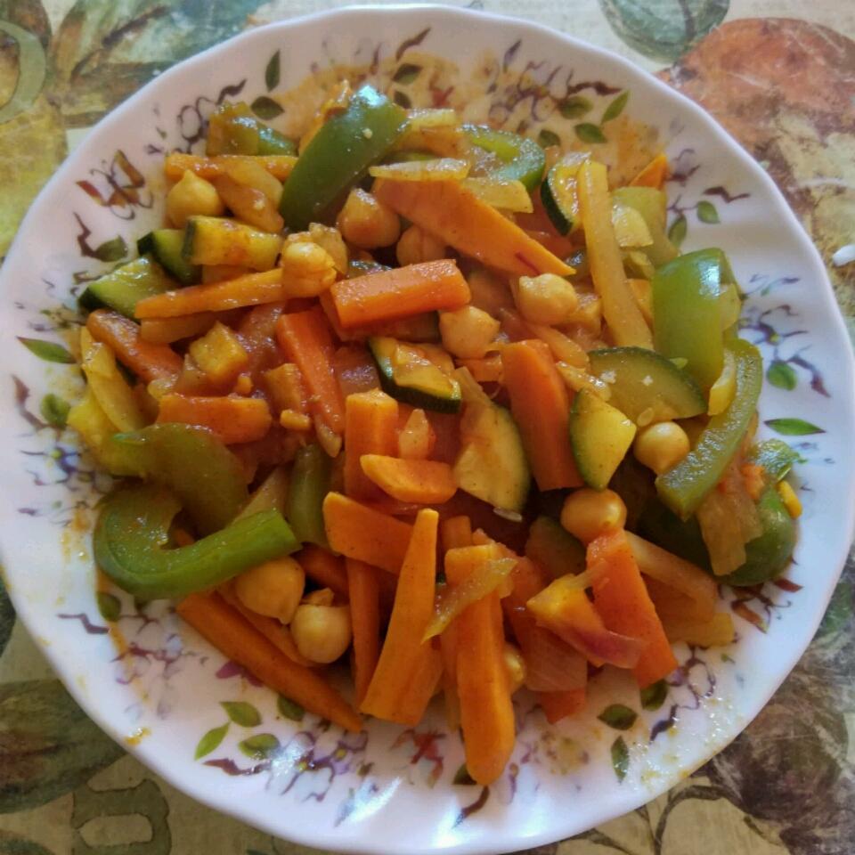 Israeli Moroccan Couscous