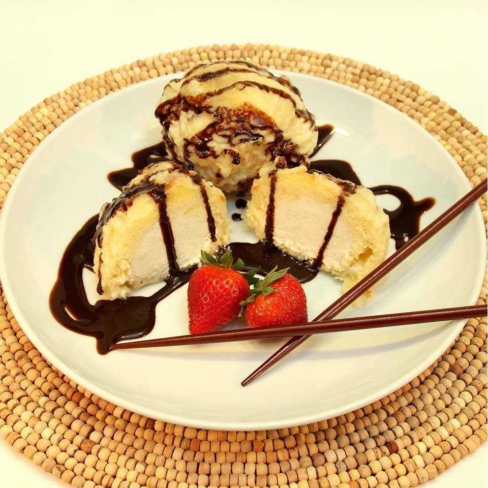 Perfect Tempura Ice-cream
