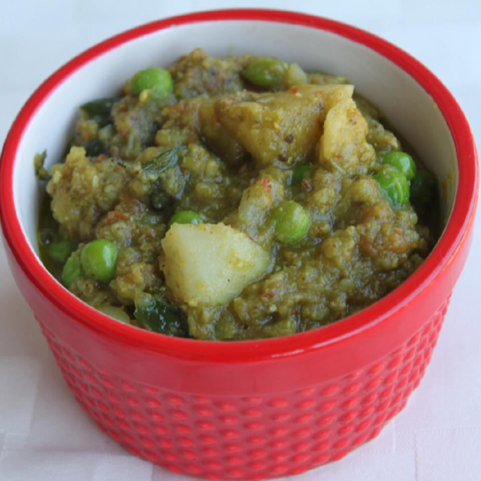 Vegan Japanese Turnip Curry