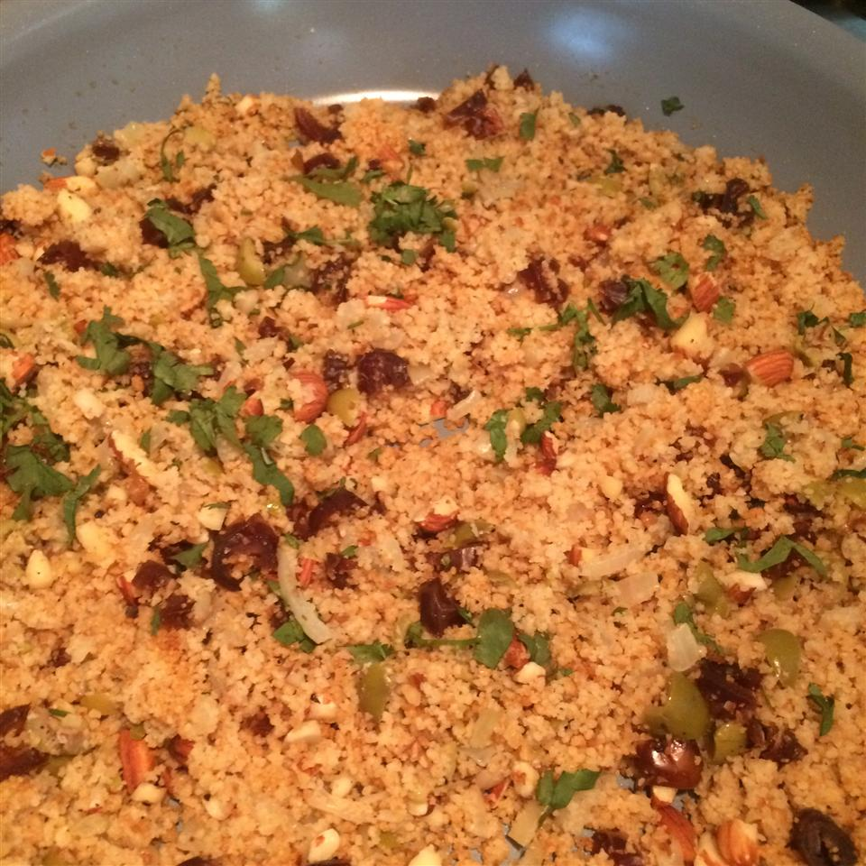 Date and Almond Couscous Hottie