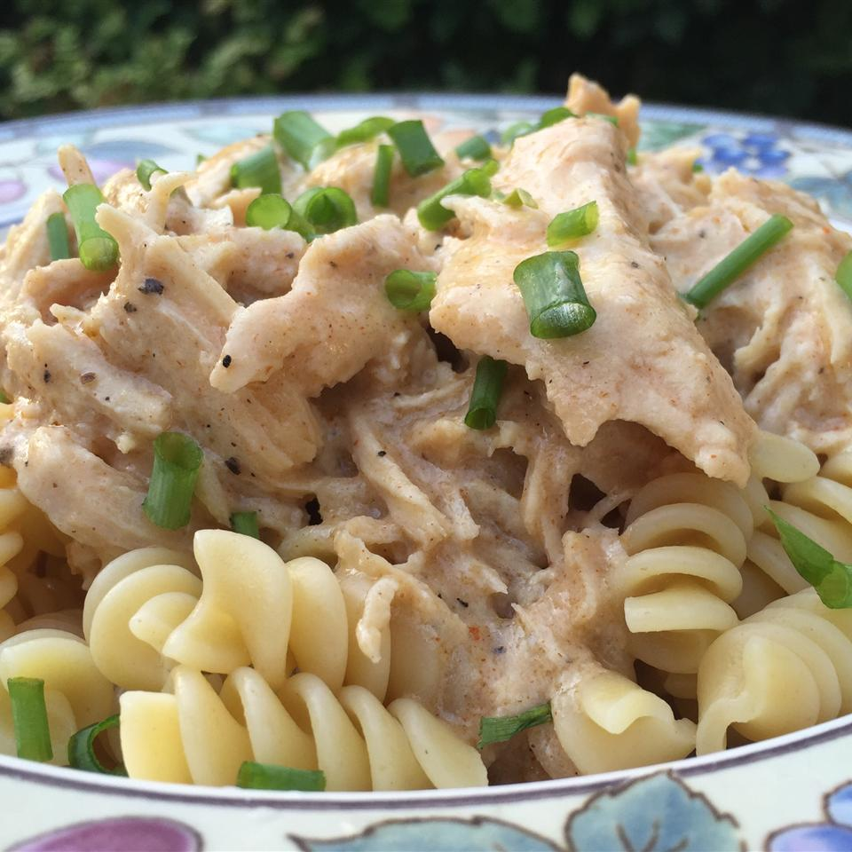 Melt-in-Your-Mouth Slow Cooker Chicken