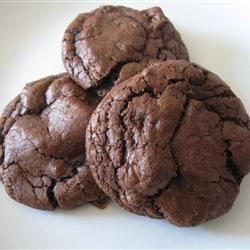 Ultimate Double Chocolate Cookies WannaBeChef