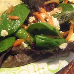 Jamie's Cranberry Spinach Salad