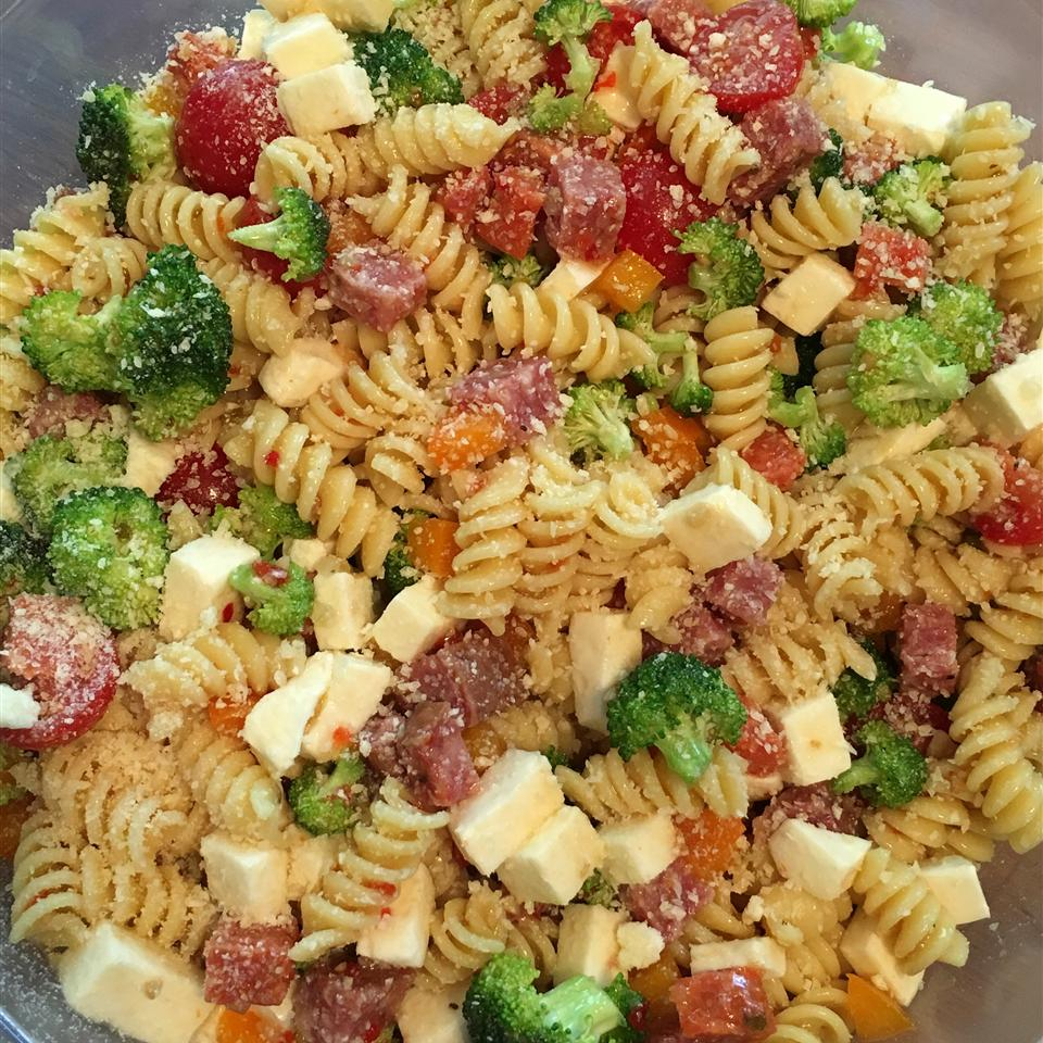 Awesome Pasta Salad Kameryn Roth