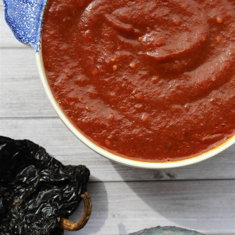 Enchilada Sauce  Salsa Negra