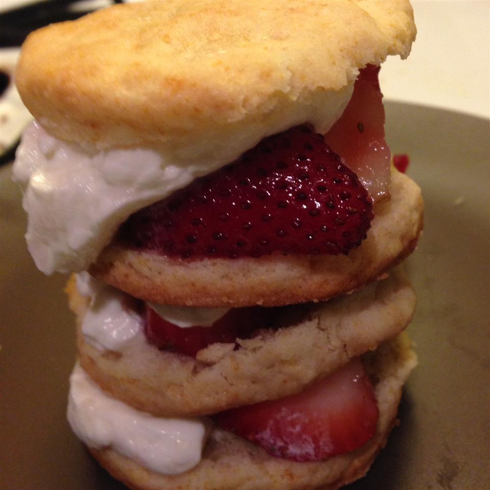Strawberry Shortcakes Holly Noto