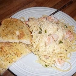 Shrimp Lemon Pepper Linguini