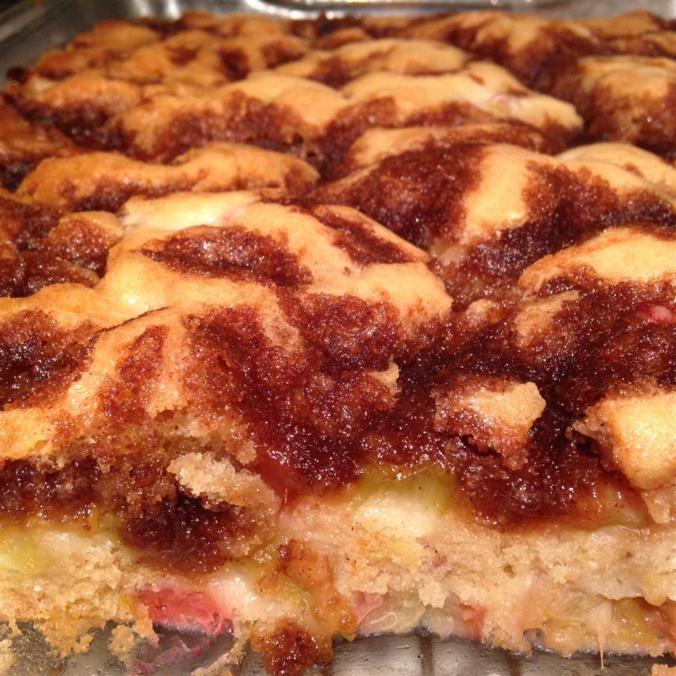 Rhubarb Cake I mmac