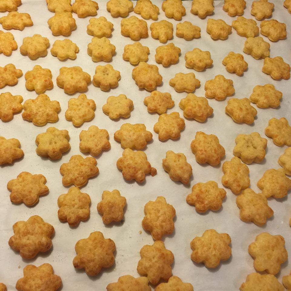 Homemade Goldfish Treats