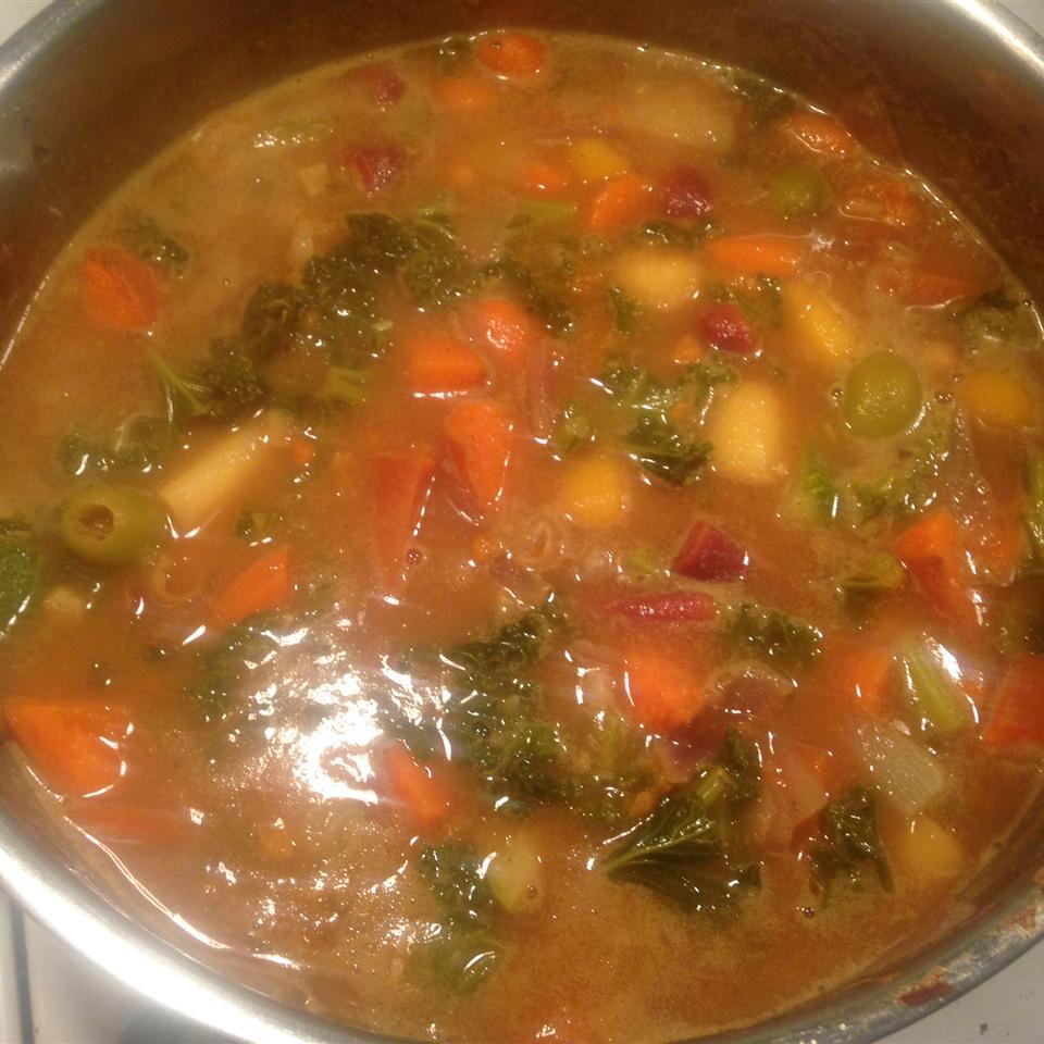 Make-Ahead Vegetarian Moroccan Stew lailan sandra huen