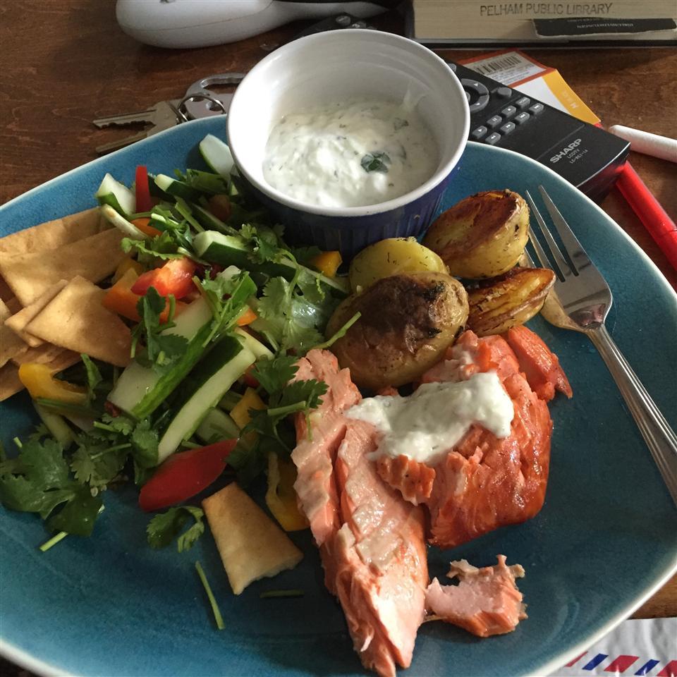 Tiger Salad gillway