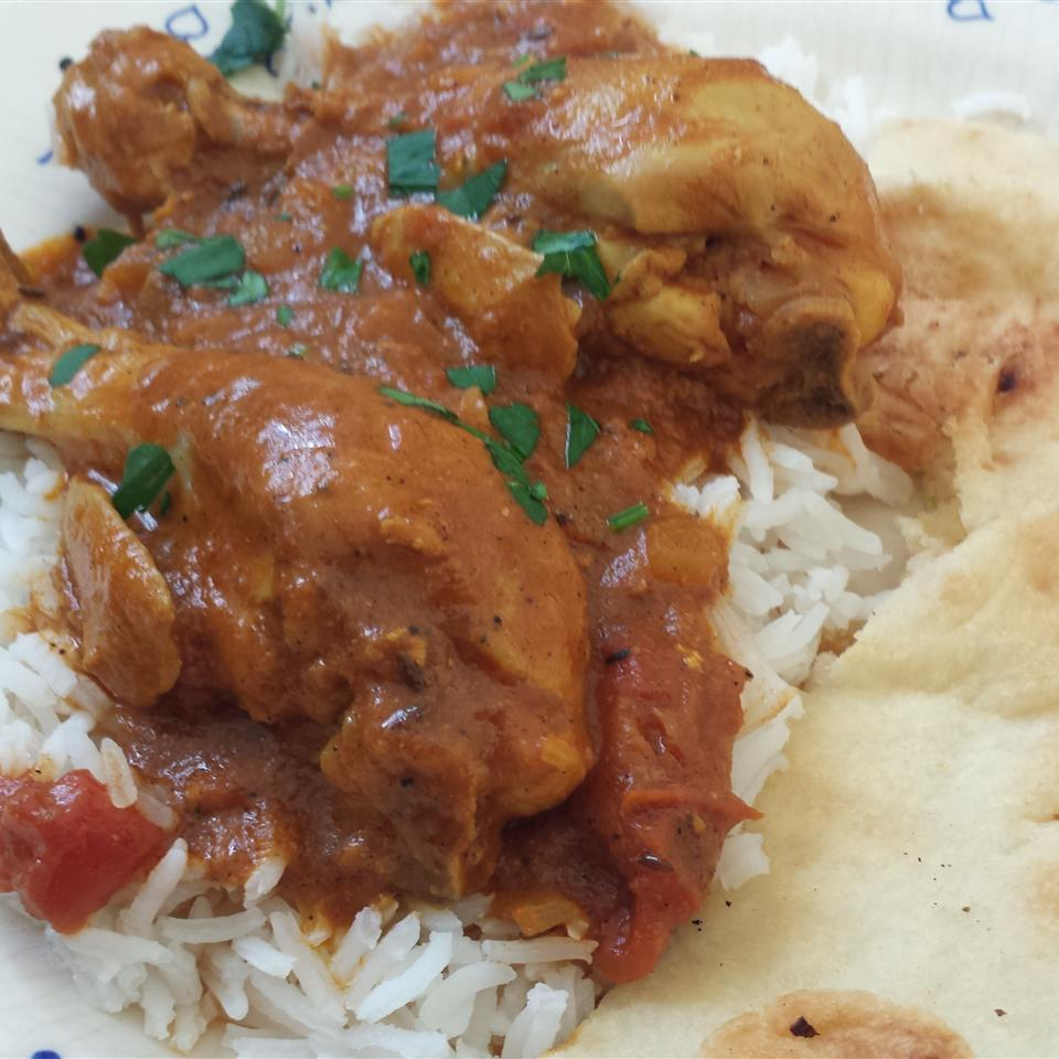 Traditional Chicken Curry debbie eckstein