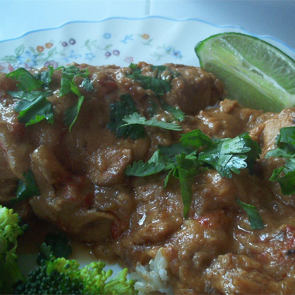 Slow Cook Thai Chicken Michelle Ramey