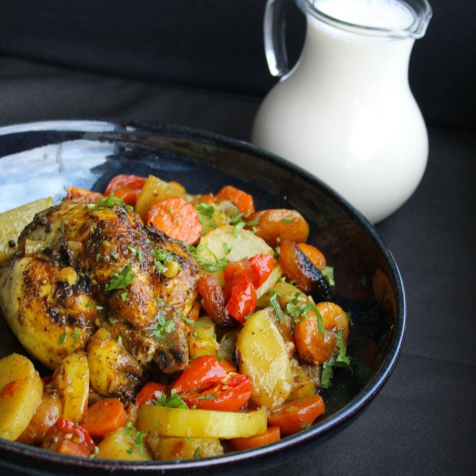 Savory Quail Tagine Trusted Brands