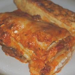Ravioli Lasagna Mrs. CJR