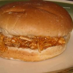 BBQ Chicken Sandwiches ~TxCin~ILove2Ck