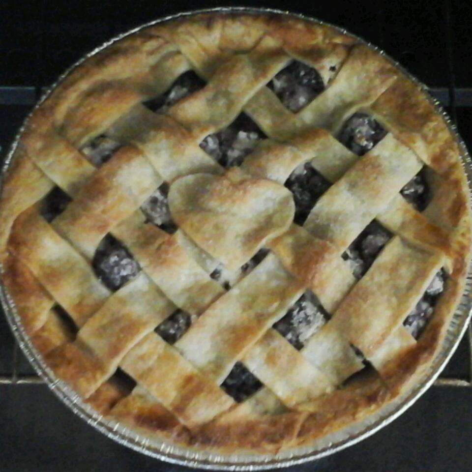 Brigid's Blackberry Pie Alisa G