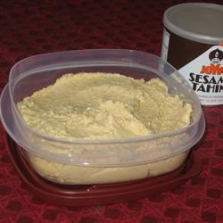 Authentic Kicked-Up Syrian Hummus JARRIE