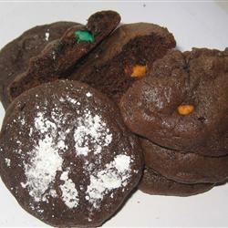 Fudgy Chocolate Drops ehreng