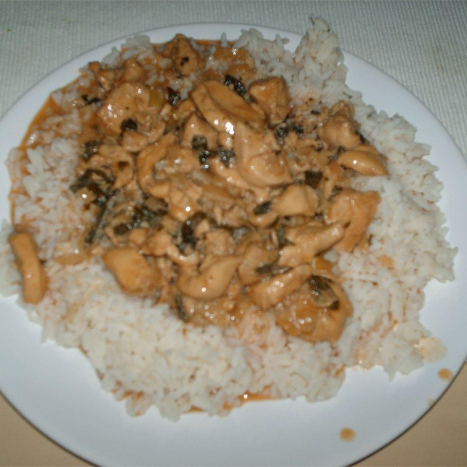 Trinidad Stewed Chicken Lauren Mercer
