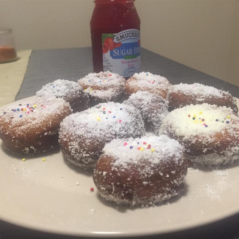 Gluten-Free Donuts Aniko Belim