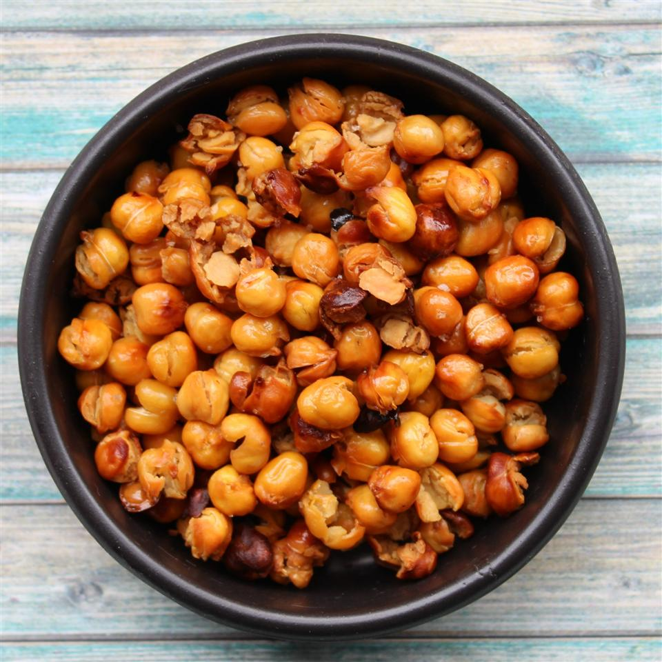 The Best Dry-Roasted Chickpea Recipe thefmw