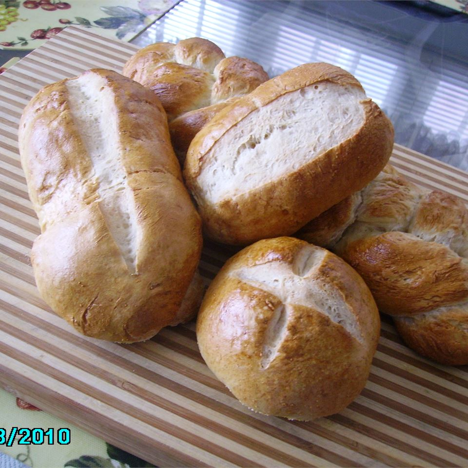 Italian Bread Using a Bread Machine Christina