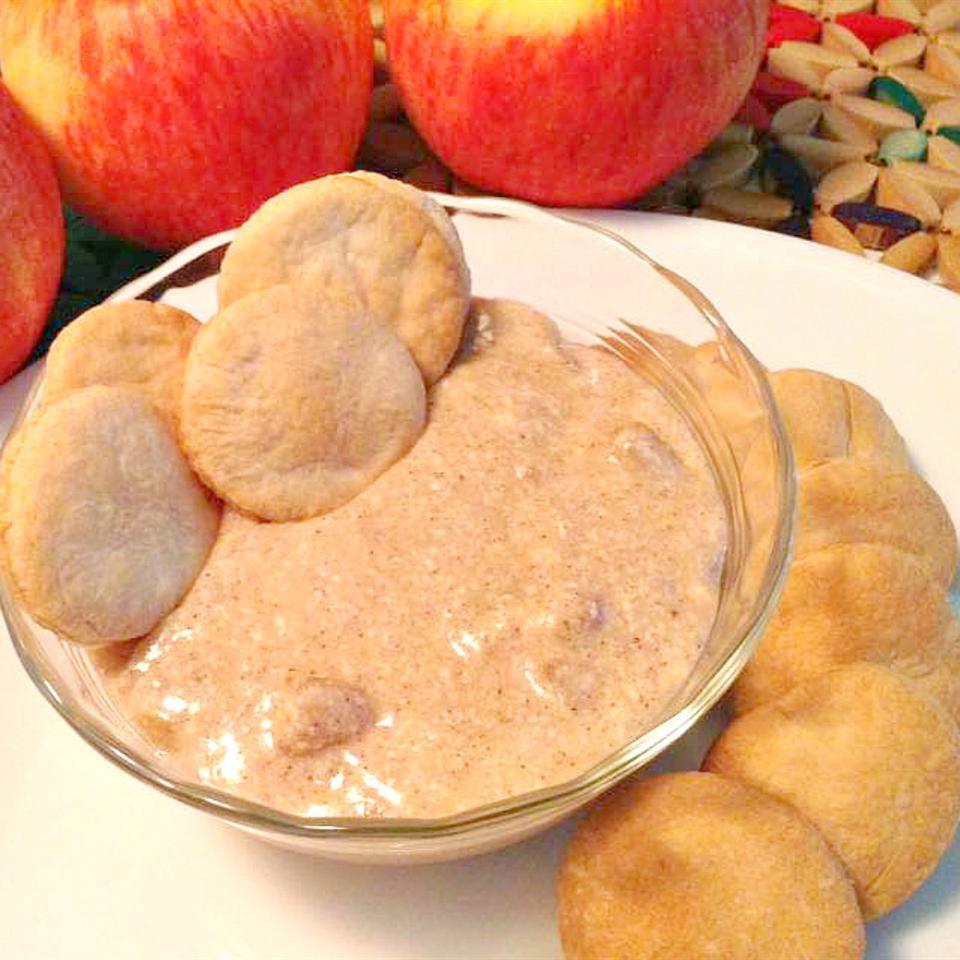 Browned Butter Apple Pie Dip Lillian