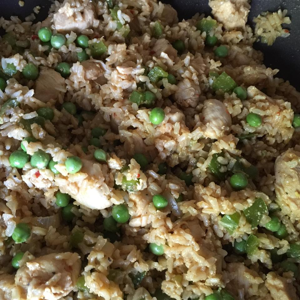 Vegetable Fried Rice strphanienelson
