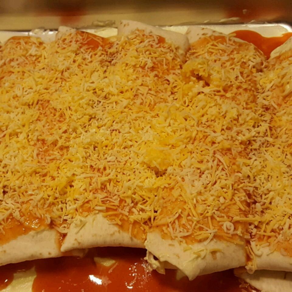 Chicken Enchiladas V Kayla Thibodeaux