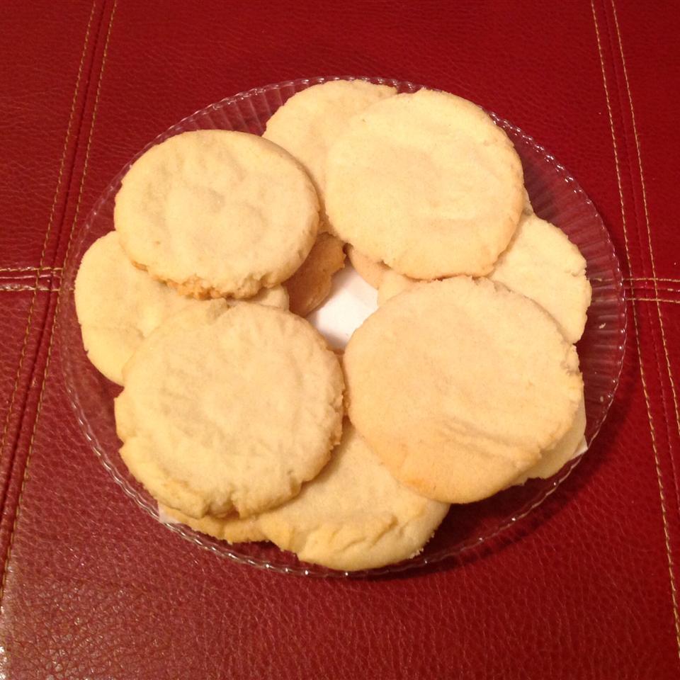Tender Crisp Sugar Cookies Carol Nolan Olmstead